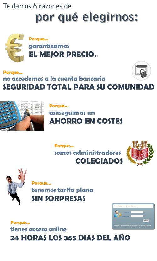 Consiga una administracion de fincas barata económica en madrid con Tufinca, ahorre en los gastos de comunidad