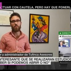 Javier Espíi Granizo coronavirus comunidades de propietarios