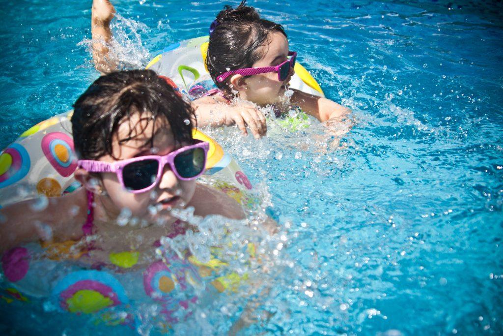piscina de la comunidad